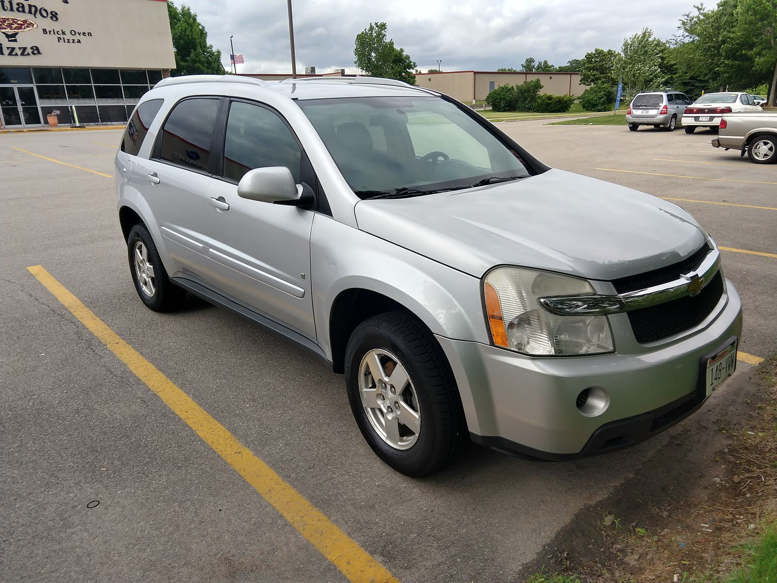 hight resolution of 2009 chevrolet equinox review