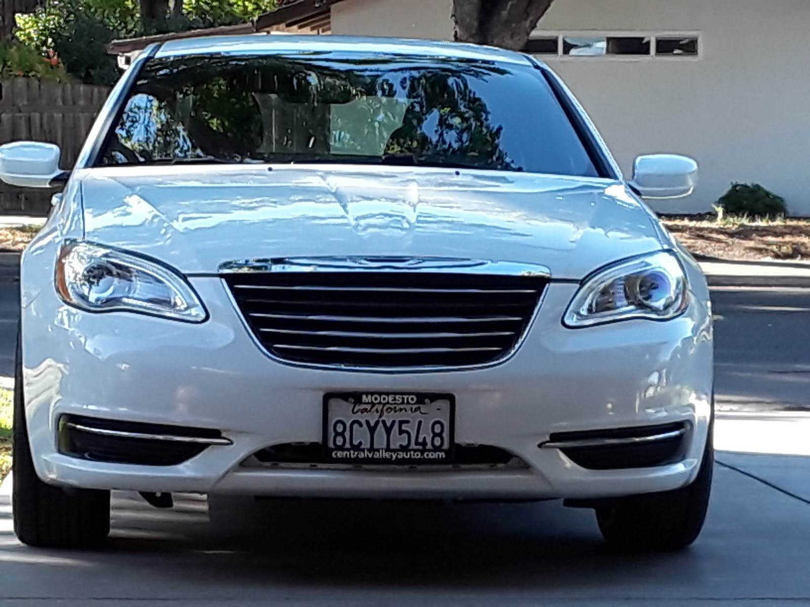 chrysler 200 questions where