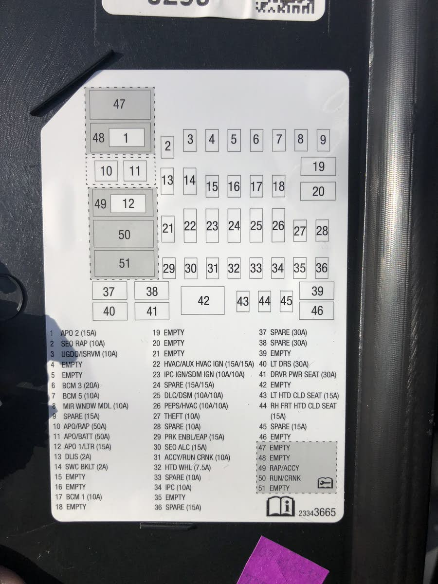 hight resolution of 2014 silverado fuse box open wiring diagram info open 2011 silverado fuse box