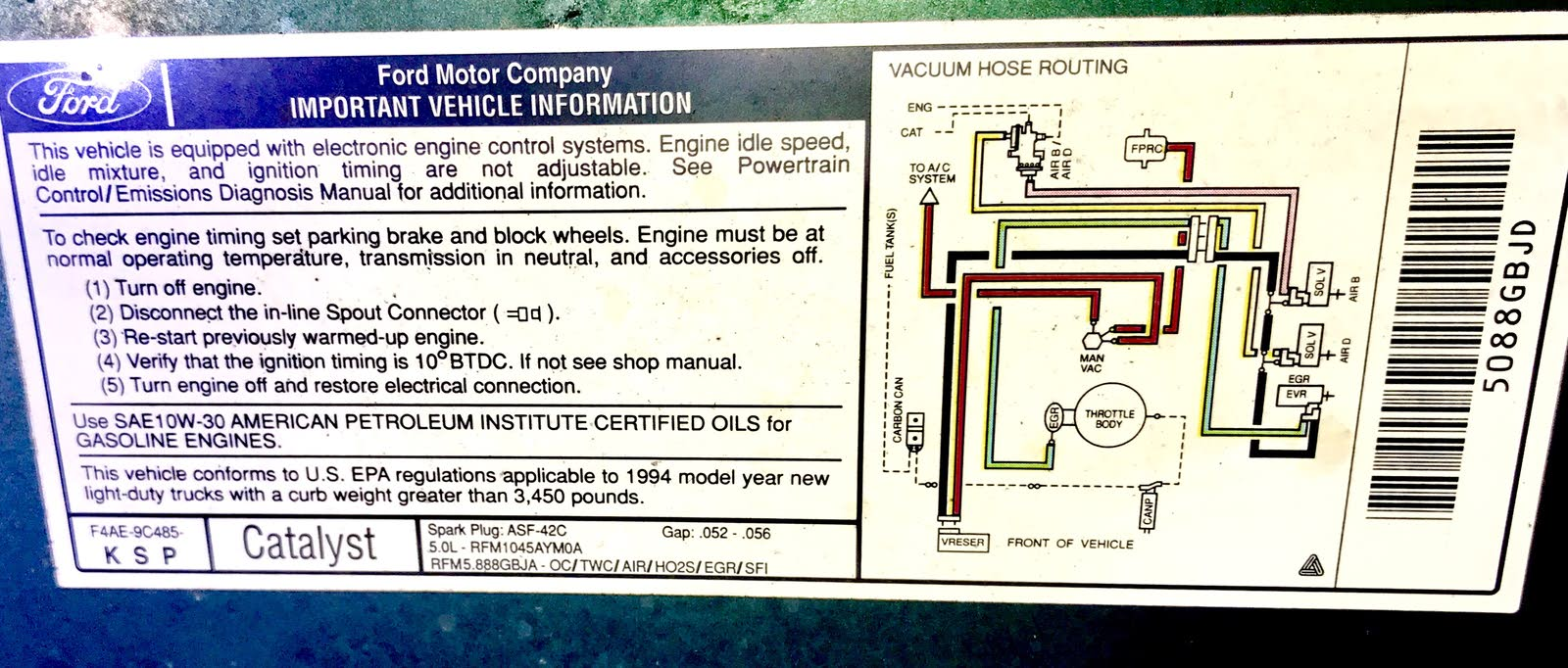hight resolution of 1990 ford f 150 5 0 liter engine diagram wiring diagrams konsult 1988 ford f 150