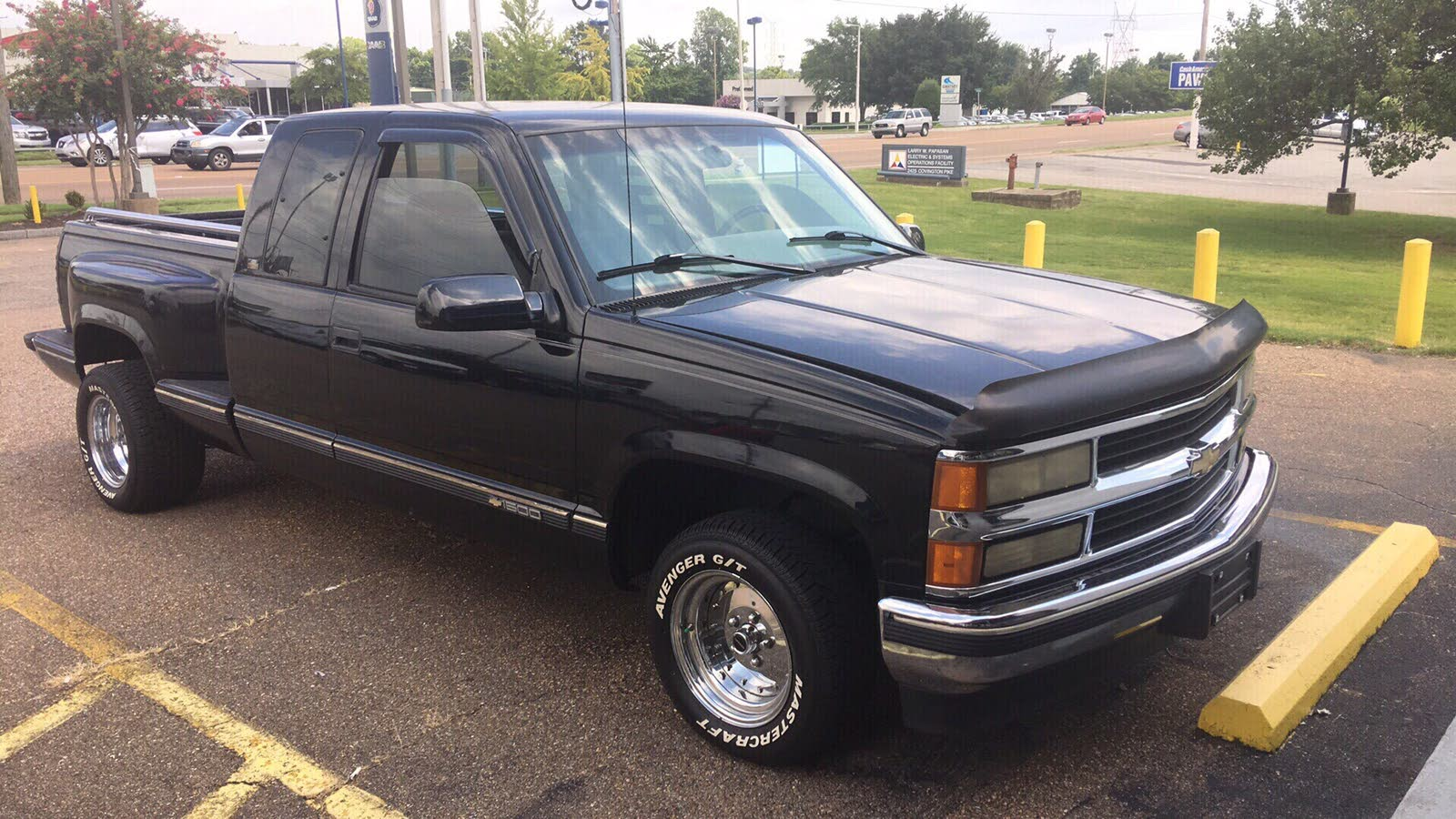 hight resolution of 96 chevy
