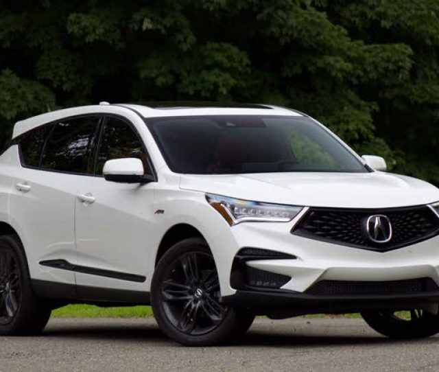 Acura Rdx Official Site