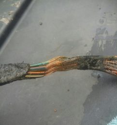 after being told i needed a new transmission i went looking for the wires that ran to my fuel injectors over my exhaust manifold on my 2002 dodge caravan  [ 675 x 1200 Pixel ]