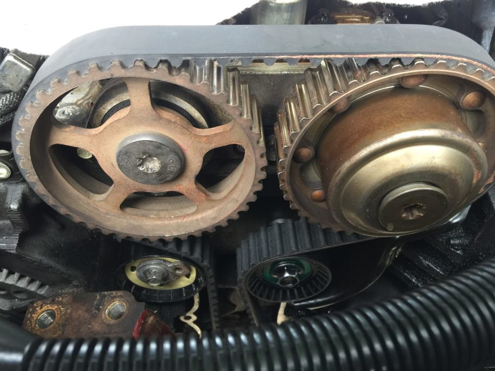 medium resolution of ford escort questions timing belt cargurus mix ford timing belt 11