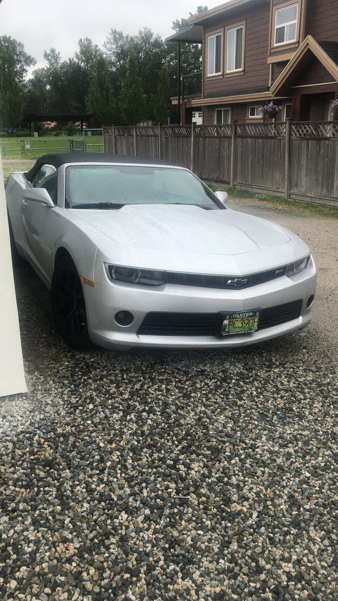 medium resolution of what is the best place to look for front bumper spoiler for 2014 camaro