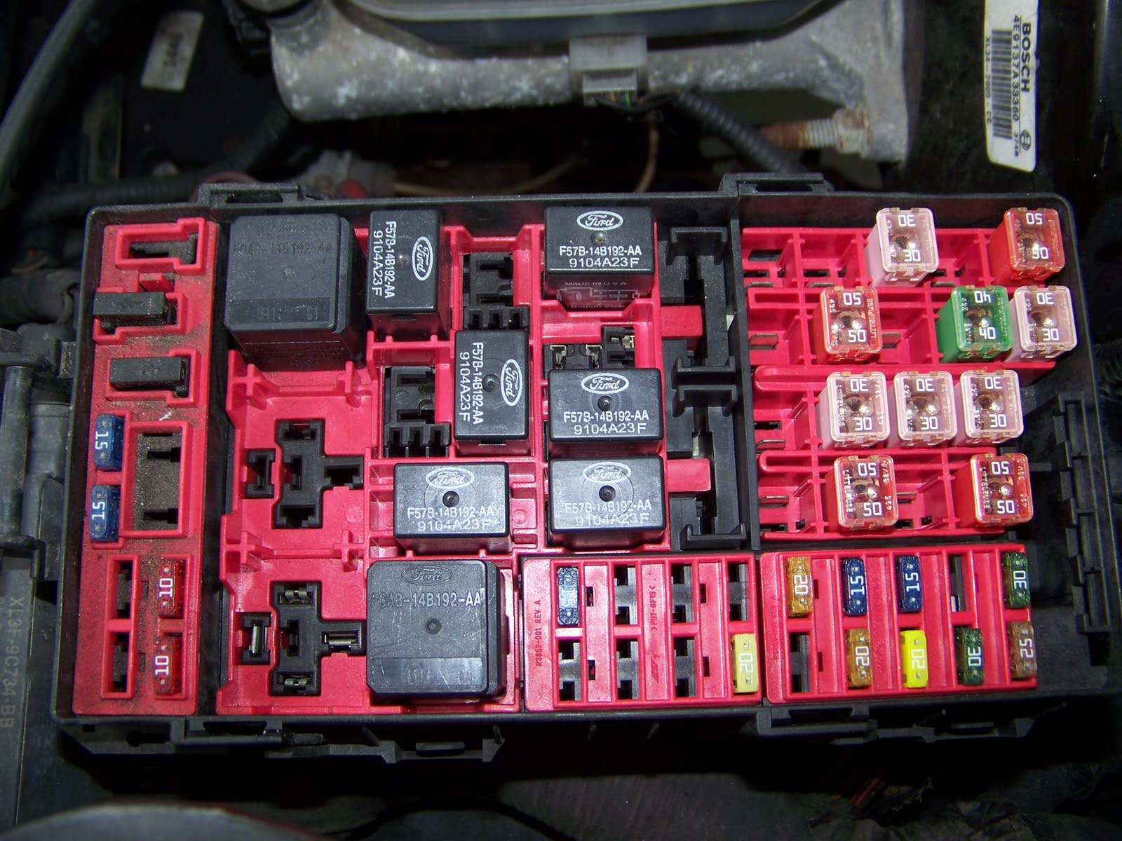Ford Expedition Battery