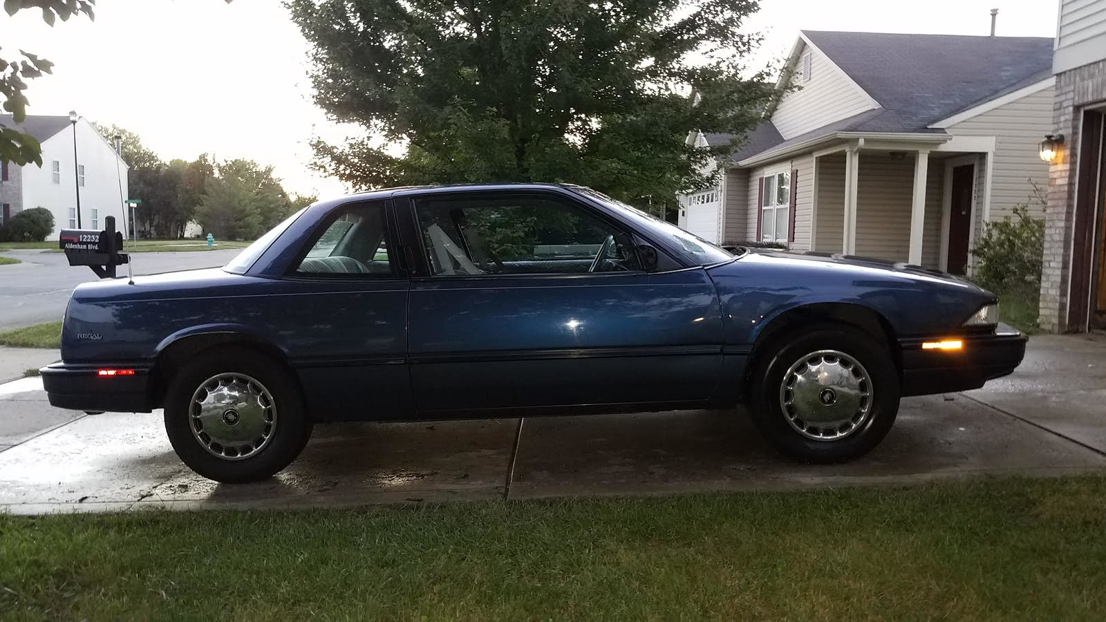 hight resolution of 1993 buick regal overview