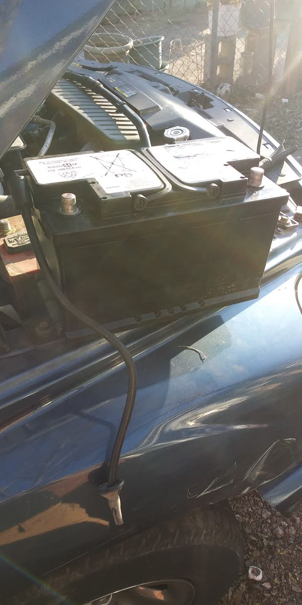2005 Dodge Durango Battery : dodge, durango, battery, Ultimate, Dodge:, Dodge, Durango, Battery