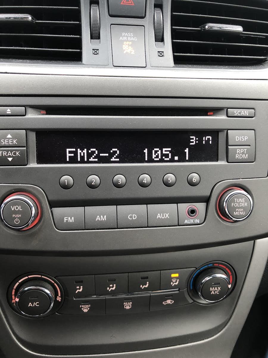 2014 Nissan Sentra Radio : nissan, sentra, radio, Nissan, Sentra, Questions, Sentra., CarGurus.ca