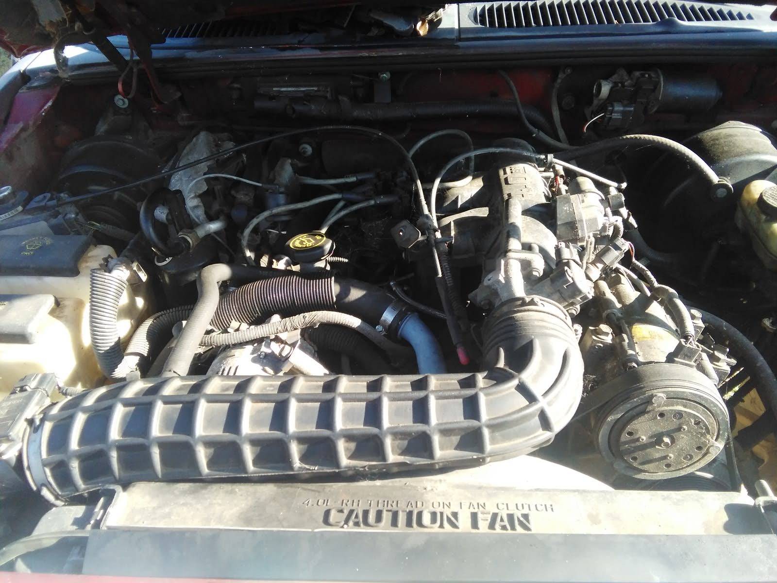 hight resolution of will a 2000 ford explorer 4 0 work in an 04ford explorer with the same engine