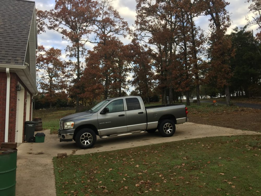 medium resolution of  07 dodge ram 1500 slt 4x4 with 230k and going strong interior and dash are holding up fine but i did replace the driver s seat foam due to wear and break