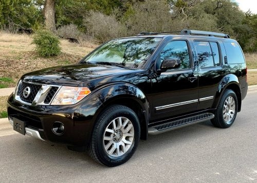 small resolution of 2011 nissan pathfinder review