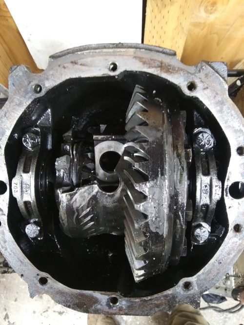 small resolution of i m looking for the gear ratio on a 96 half ton silverado no tag axles off diff off can t find the number where do i look