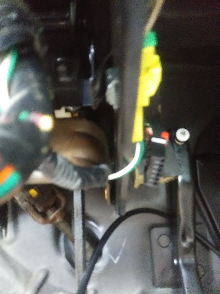 medium resolution of dash to the rear end someone has messed with my car or posted photos up and tell me if they are right or not thank you