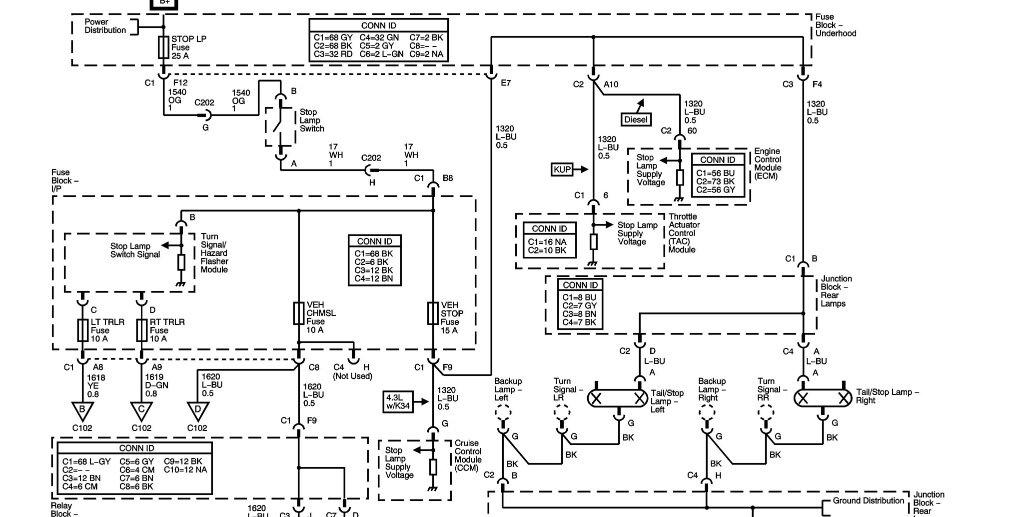 2019 Ram 1500 Tail Light Wiring Diagram : Tailgate Wiring
