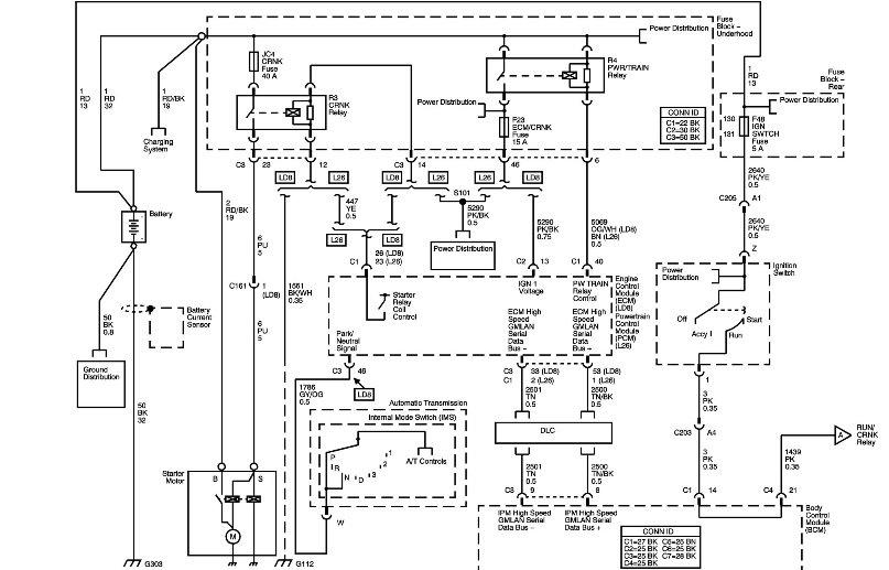 2006 Lacrosse Headlight Wire Diagram