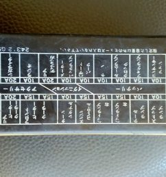 translate fuse box japanese words to english  [ 1600 x 1200 Pixel ]