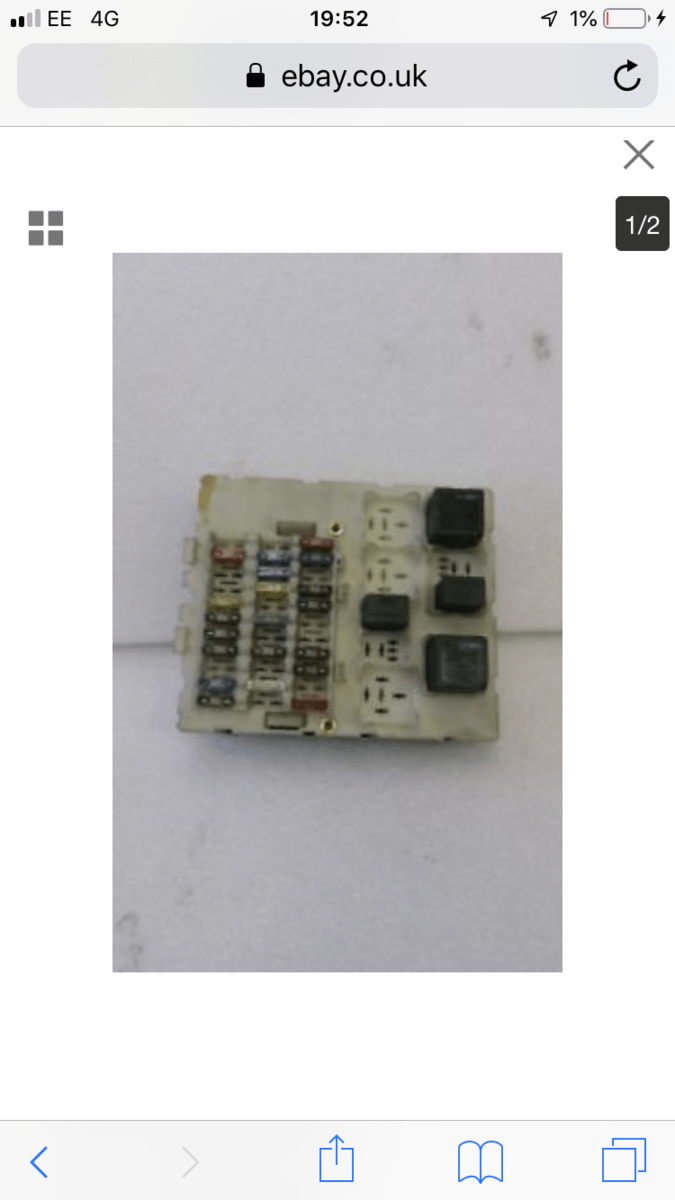 hight resolution of help me with a picture and what fuses to get i have a picture of the fuse box itsself