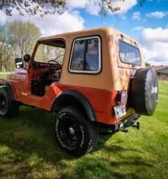 1980 jeep cj 5 overview [ 1600 x 1067 Pixel ]