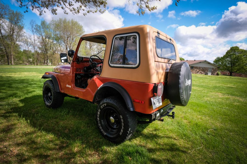 medium resolution of 1980 jeep cj 5 overview