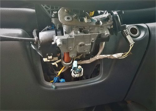 small resolution of before you buy a new cylinder lock try removing park lock cable from the steering column if that fixes your problem then the park lock cable needs to be