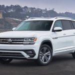 2019 Volkswagen Atlas Test Drive Review Cargurus