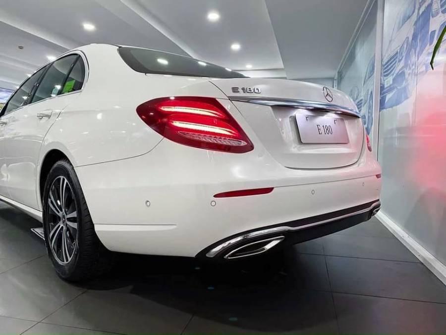 [KM LỚN] Mercedes-Benz E180 2020 Mới Hà Nội Giảm Nhiều Tiền Mặt