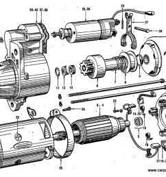 starter motor hitachi  [ 1024 x 768 Pixel ]