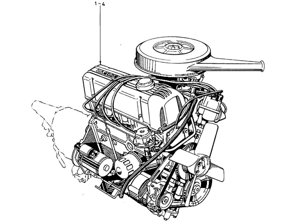 Datsun 510 Engine Assemblies & Gasket Kit
