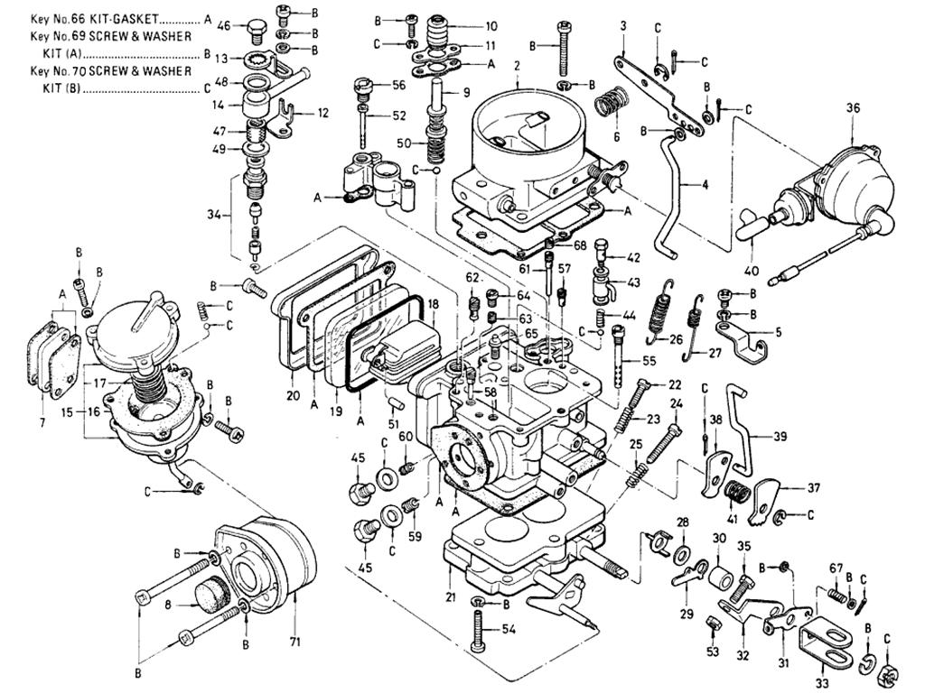hitachi carburetor diagrams nissan forum nissan forums