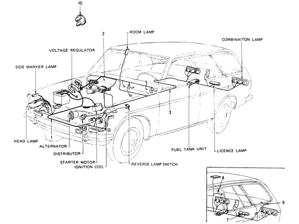 medium resolution of fig 1 of 2 wiring sedan