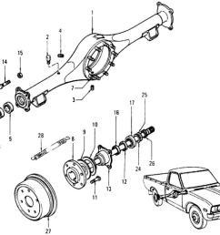 rear axle rear axle [ 1024 x 768 Pixel ]