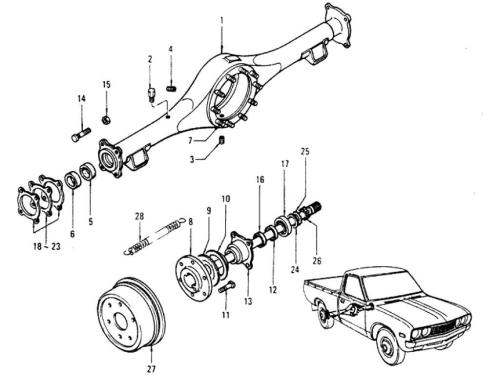 small resolution of rear axle rear axle