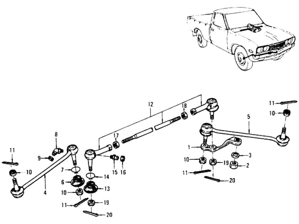 datsun 620 wiring diagram rv 1979 pickup 93 nissan