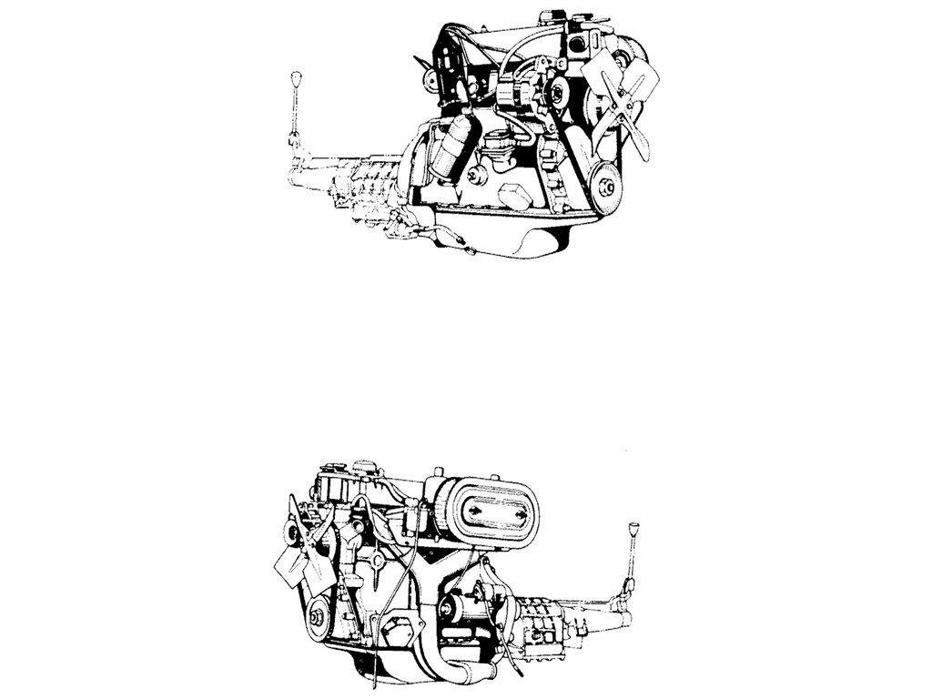Datsun Sports 1600/2000 1600 (R16) Engine & Gasket Kit