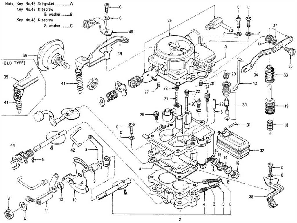 Datsun B110 Carburetor Exhaust Amp Evapo