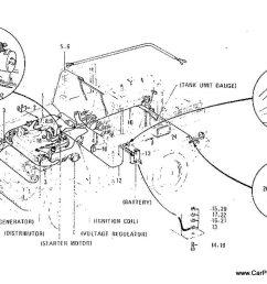 wiring harness nissan patrol 1980 [ 1024 x 768 Pixel ]