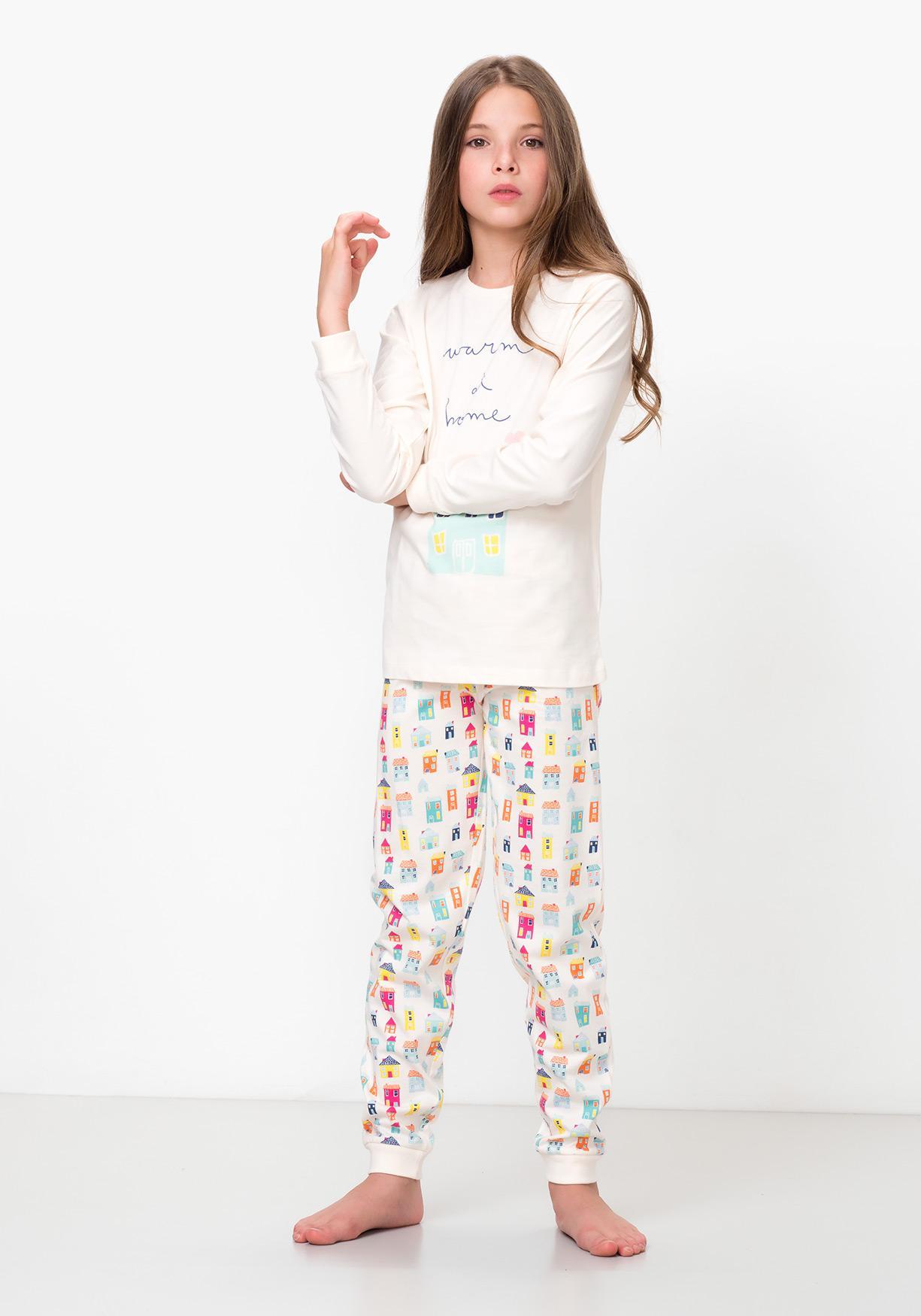 e0f877e31 Compra Pijama Algodón Hombre Manga Larga Cerrado