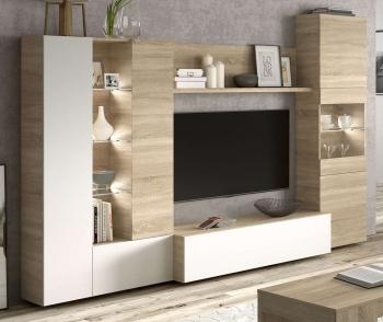 Muebles de saln y Televisin TV  Carrefoures