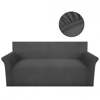 fundas para sofas en lugo sofa 30 inches deep de y protectores carrefour es vidaxl funda elastica tela acanalada color gris