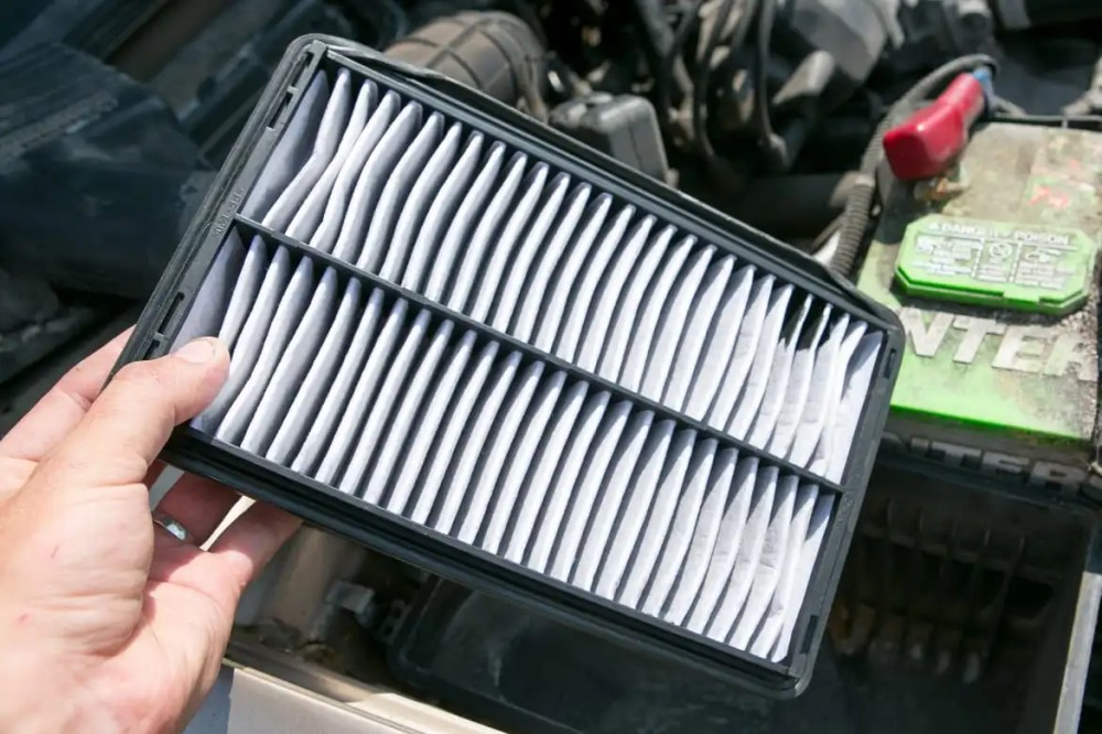 medium resolution of how often should you change the engine air filter