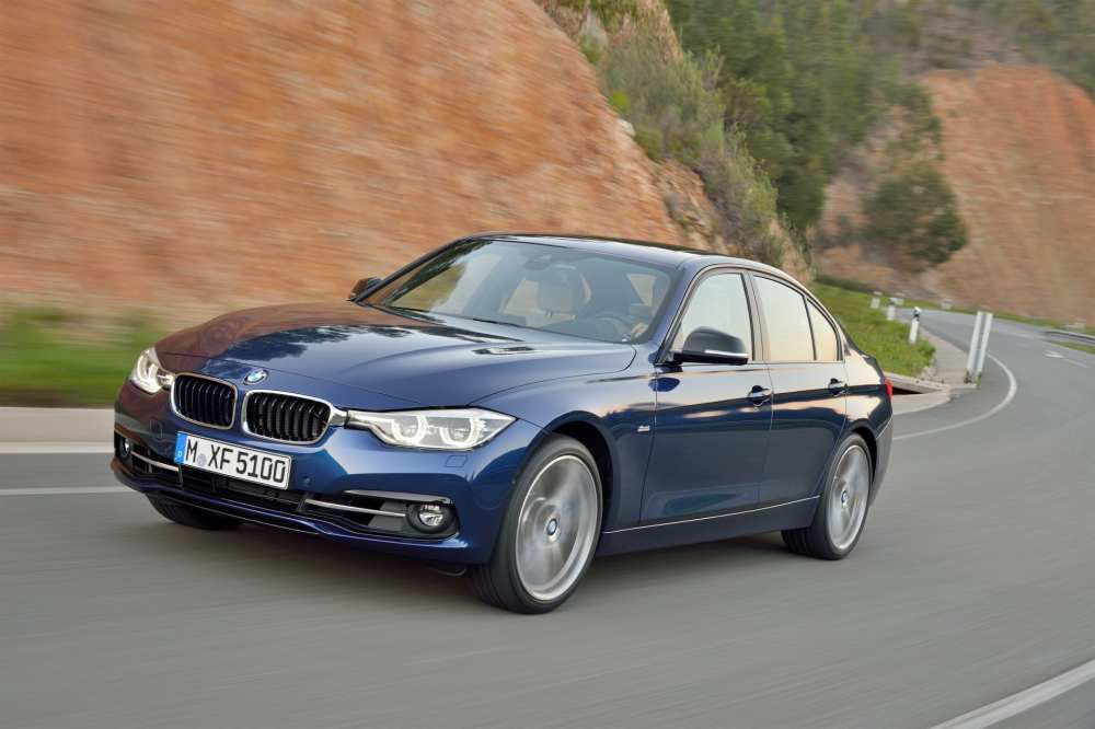 medium resolution of 2016 bmw 3 series what s changed