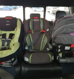 which cars fit three car seats  [ 3000 x 2000 Pixel ]