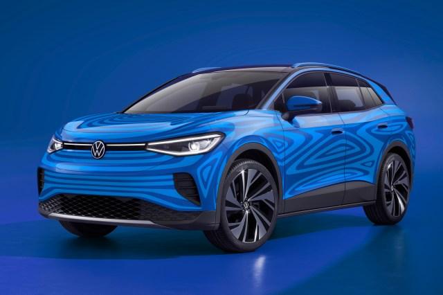 Volkswagen ID.4 Former Volkswagen OEM