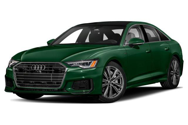 Top three quarters of OEM outside Audi A6-2020