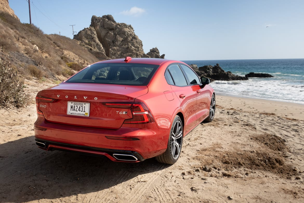 hight resolution of 28 volvo s60 2019 first drive bw jpg