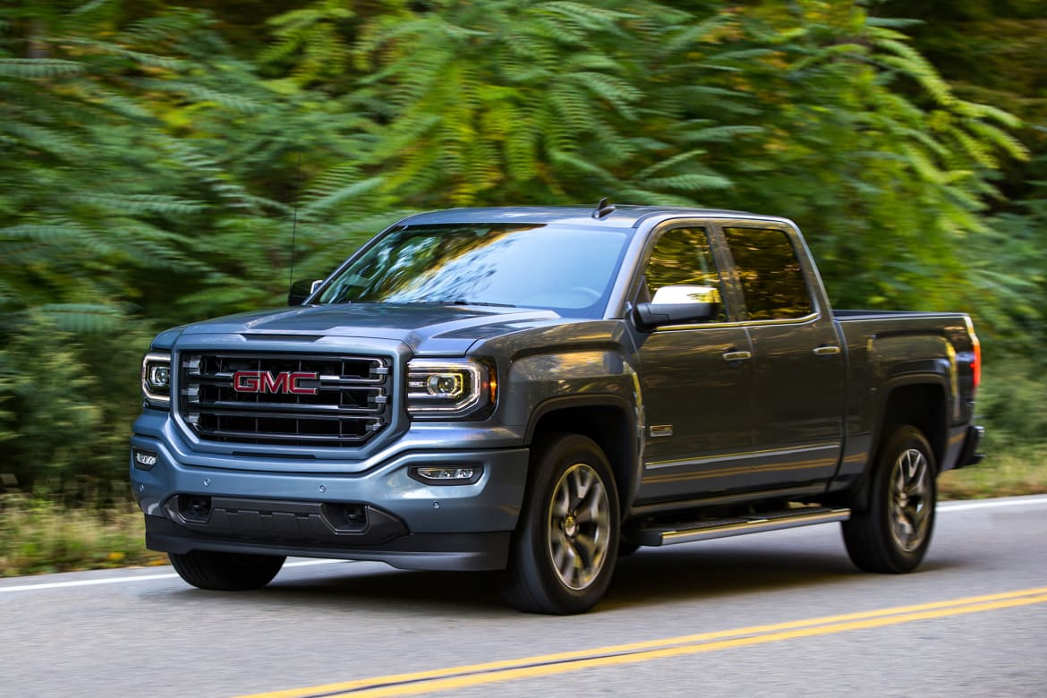hight resolution of 16gmc sierra all terrain slt oem jpg