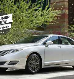 consumer review of the week 2016 lincoln mkz hybrid [ 1170 x 780 Pixel ]