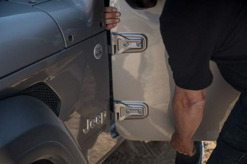 small resolution of 07 jeep wrangler 2018 doors exterior grey jpg