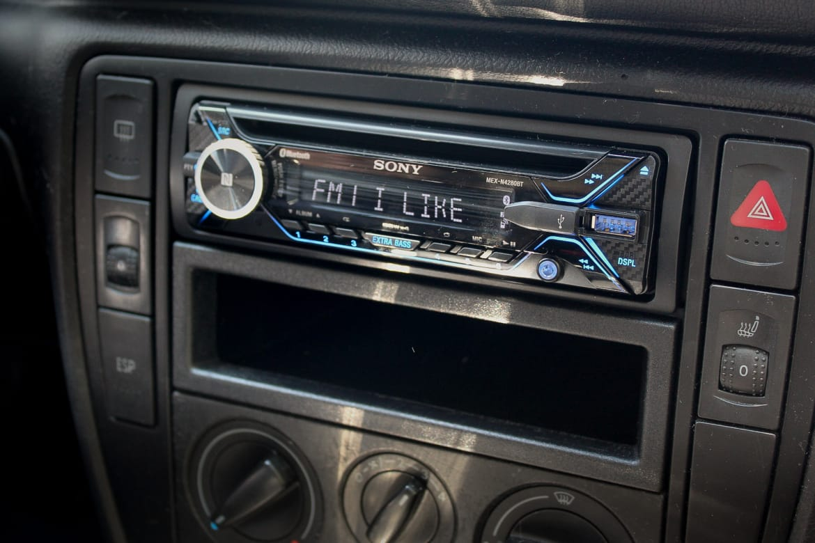 hight resolution of an aux tale my quest to get my car s antiquated stereo system jacked news cars com